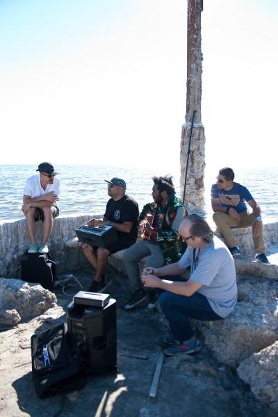 The Mochilla Crew x Thundercat